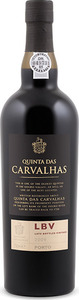 Quinta Das Carvalhas Late Bottled Vintage Port 2009, Dop Bottle