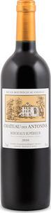 Château Des Antonins 2010, Ac Bordeaux Supérieur Bottle