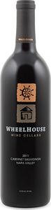 Wheelhouse Cabernet Sauvignon 2011, Napa Valley Bottle