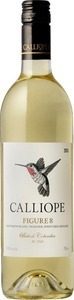 Calliope Figure 8 White 2013, BC VQA Bottle