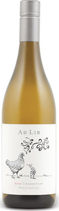 Ad Lib Hen & Chicken Oaked Chardonnay 2012, Great Southern Bottle