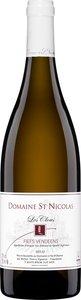 Domaine St Nicolas Les Clous 2013 Bottle