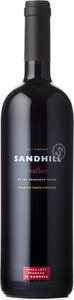 Sandhill Small Lots Malbec Phantom Creek Vineyard 2012, BC VQA Okanagan Valley Bottle