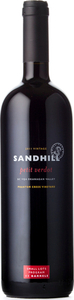 Sandhill Small Lots Petit Verdot Phantom Creek Vineyard 2011, VQA Okanagan Valley Bottle