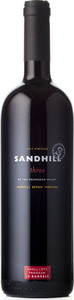 Sandhill Red Small Lots Three 2006, BC VQA Okanagan Valley Bottle