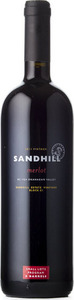 Sandhill Merlot Small Lots 2010, BC VQA Okanagan Valley Bottle