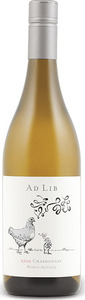 Ad Lib Hen & Chicken Oaked Chardonnay 2010, Great Southern Bottle