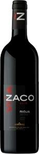 Viña Zaco Tempranillo 2011, Doca Rioja Bottle