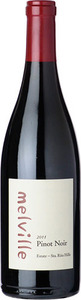Melville Estate Pinot Noir 2012, Santa Rita Hills, Santa Barbara County Bottle