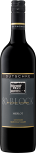 Dutschke 80 Block St. Jakobi Vineyard Merlot 2012, Lyndoch, Barossa Valley Bottle