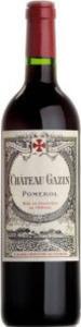 Château Gazin 2012, Ac Pomerol Bottle