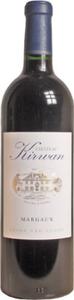Château Kirwan 2012, Ac Margaux Bottle