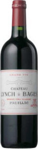 Château Lynch Bages 2012, Ac Pauillac Bottle