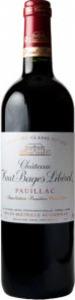 Château Haut Bages Libéral 2012, Ac Pauillac Bottle