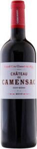 Château De Camensac 2012, Ac Haut Médoc Bottle