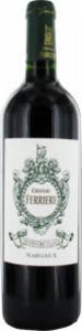 Château Ferrière 2012, Ac Margaux Bottle