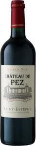 Château De Pez 2012, Ac St Estèphe Bottle