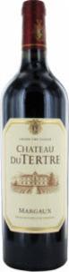 Château Du Tertre 2012, Ac Margaux Bottle