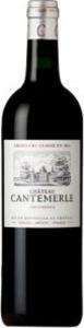 Château Cantemerle 2012, Ac Haut Médoc Bottle