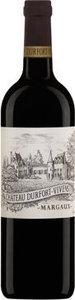 Château Durfort Vivens 2012, Ac Margaux Bottle