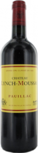 Château Lynch Moussas 2012, Ac Pauillac Bottle