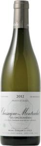 Domaine Marc Colin Chassagne Montrachet Les Encegnières 2012 Bottle
