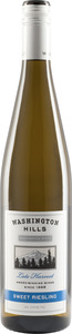 Washington Hills Late Harvest Riesling 2012 Bottle