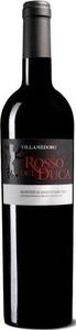 Villa Medoro Rosso Del Duca Montepulciano D'abruzzo 2010, Doc Bottle