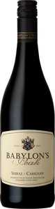 Babylon's Peak Shiraz Carignan 2014 Bottle
