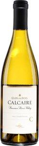Clos Du Bois Calcaire Chardonnay 2012, Sonoma County Bottle