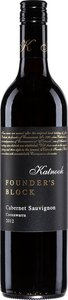 Katnook Founder's Block Cabernet Sauvignon 2012, Coonawarra, South Australia Bottle