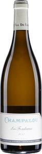 Champalou La Cuvée Des Fondraux 2012, Vouvray Bottle