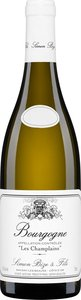 Domaine Simon Bize & Fils Les Champlains 2012 Bottle