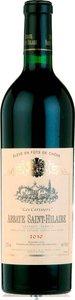 Abbaye St Hilaire Les Cerisiers 2010 Bottle
