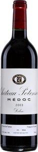 Château Potensac 2003, Ac Médoc Bottle