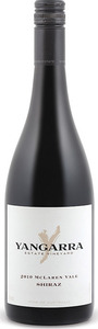 Yangarra Shiraz 2012, Mclaren Vale Bottle