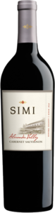 Simi Alexander Valley Cabernet Sauvignon 2012, Sonoma County Bottle