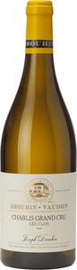Domaine Drouhin Vaudon Chablis Grand Cru Les Clos 2008 Bottle