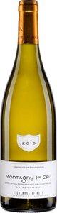 Buissonnier Montagny Premier Cru 2010 Bottle