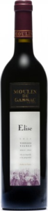 Moulin De Gassac Elise Merlot / Syrah 2013 Bottle