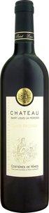 Château St Louis La Perdrix 2012 Bottle