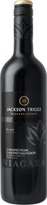 Jackson Triggs Black Series Cab Franc Cab Sauv. 2013, VQA Niagara Peninsula Bottle