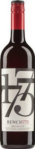 Bench 1775 Groove 2013, BC VQA Okanagan Valley Bottle
