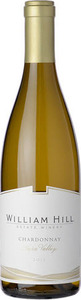 William Hill Napa Valley Chardonnay 2012 Bottle