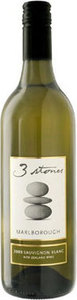 3 Stones Sauvignon Blanc 2014, Marlborough, South Island Bottle
