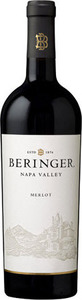 Beringer Merlot 2011, Napa Valley Bottle