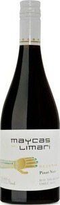 Maycas Del Limarí Reserva Pinot Noir 2013, Limarí Valley Bottle