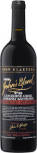 John's Blend Individual Selection No. 35 Cabernet Sauvignon 2009, Langhorne Creek, South Australia Bottle