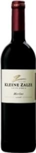 Kleine Zalze Merlot 2012, Wo Stellenbosch Bottle