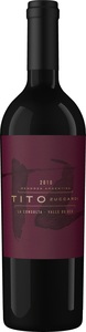 Zuccardi Tito 2011, Altamira, Mendoza Bottle